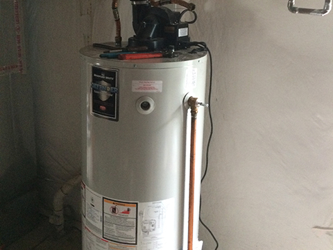 water heater denver installation