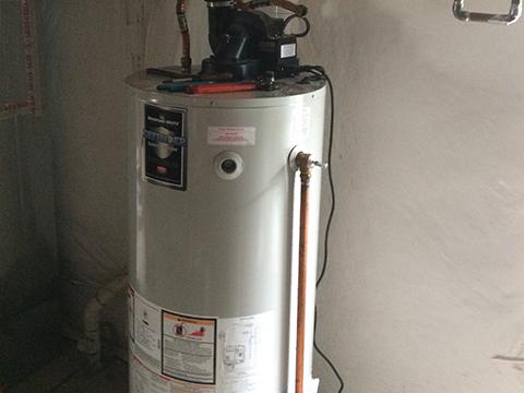 water heater denver installation