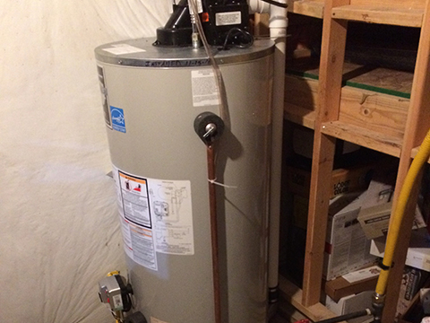 water heater denver repair