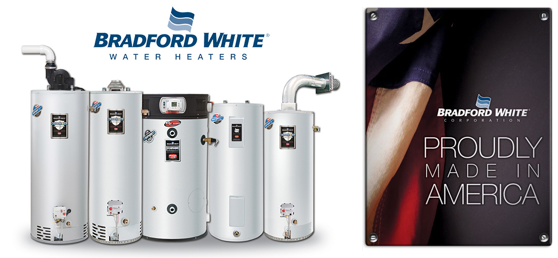 dating bradford white water heater