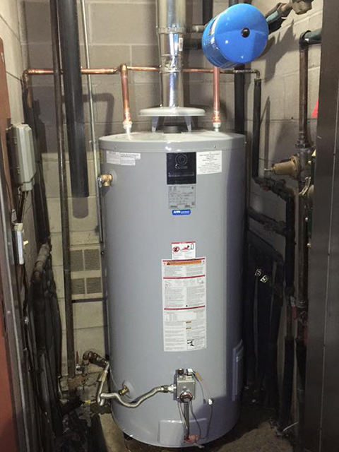 bradford white water heater denver