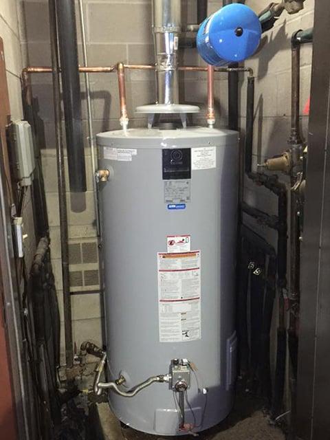 bradford white water heater denver
