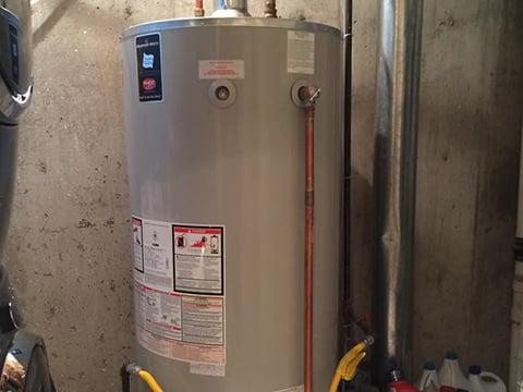 water heater repair denver