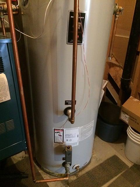 water heater replacement denver