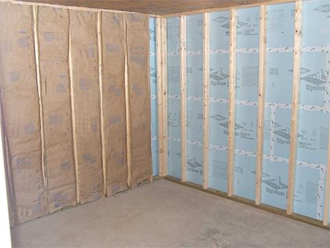 basement insulation denver