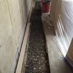 basement waterproofing drainage systems denver