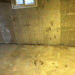 basement waterproofing wall crack repair denver