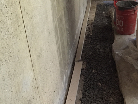 french drain installation denver