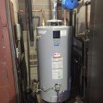 commercial water heater install denver