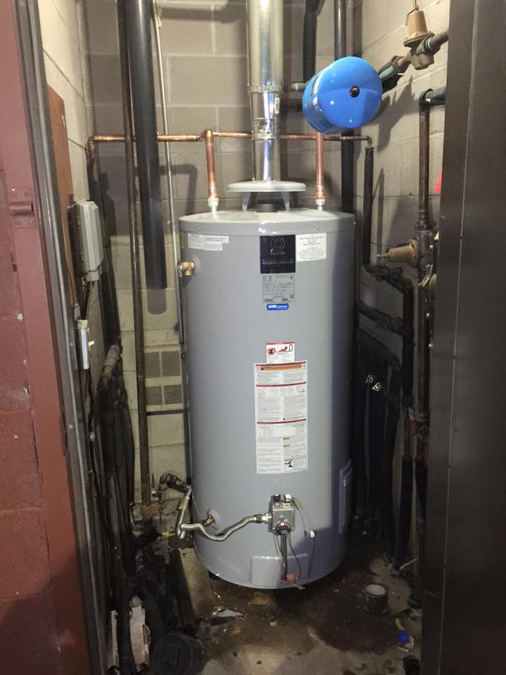 Commercial water heater install king rooter plumbing for Plumbing 80249