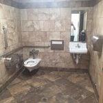 Commercial Bathroom Plumbing