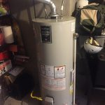 water heater install parker co