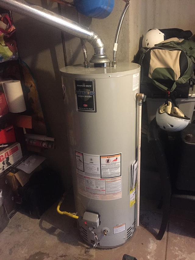 water heater parker co