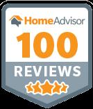 homeadvisor 100 plumber reviews
