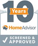 homeadvisor 10 years plumber