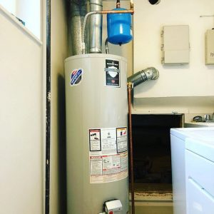 emergency water heater plumber