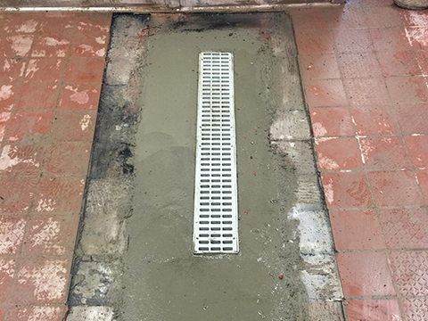 drain repair costs