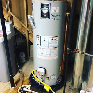 hot water heater littleton co