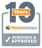homeadvisor 10 years approved