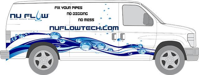 certified nuflow pipe lining