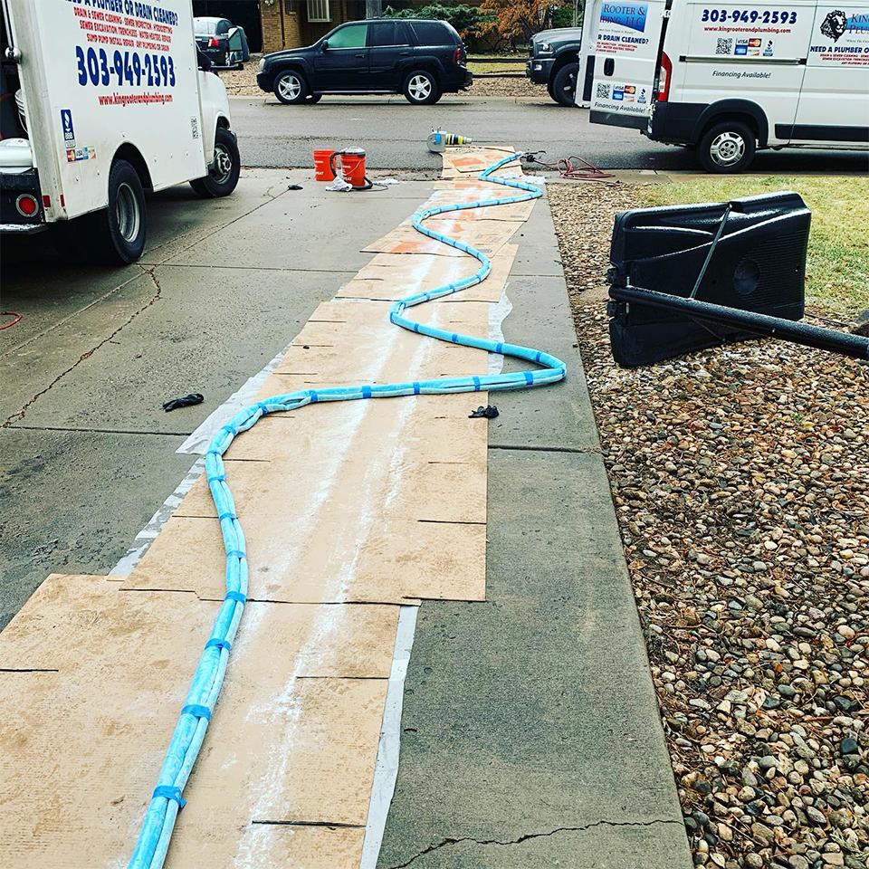 sewer pipe relining denver