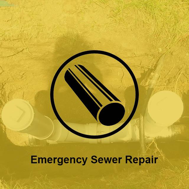emergency plumber sewer repair