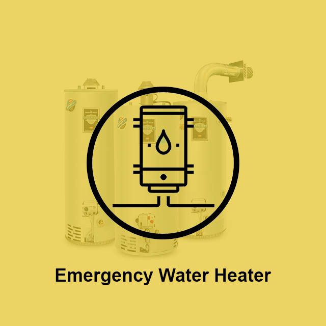 emergency plumber water heater