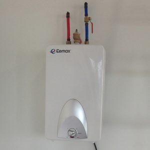 emergency tankless water heater