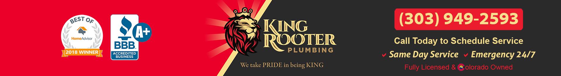 We Take PRIDE in being KING